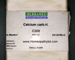 Calcium Carb 200 – Switzerland