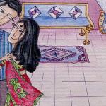 গর্ভবতী হতে স্বামীর সাথে কখন মিলিত হবেন ?